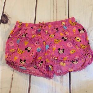 Disney Tsum Tsum shorts